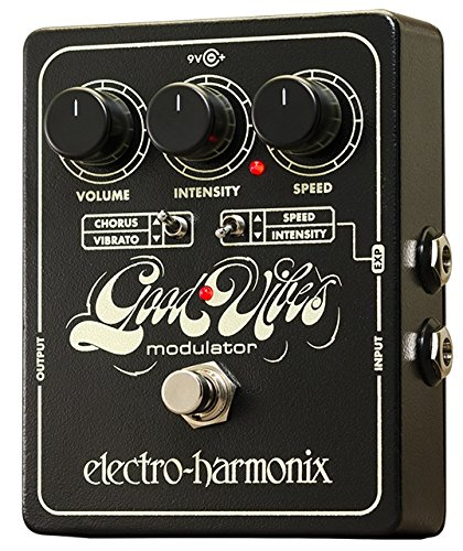 Electro Harmonix 665232Electric Guitar Synthesizer Filter Effect Good Vibes