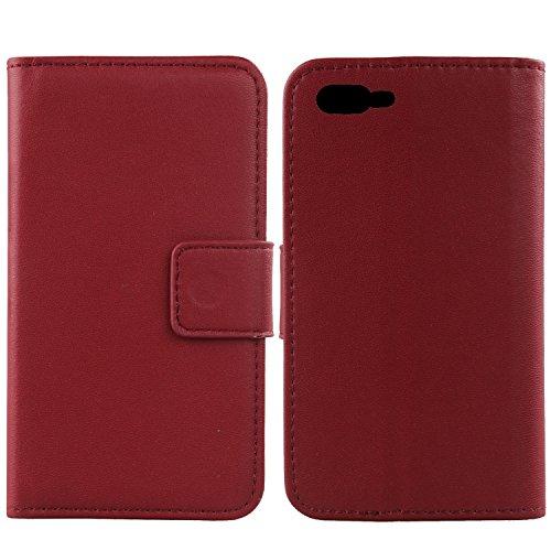 Gukas Design Echt Leder Tasche Für Ulefone Gemini Pro 5.5