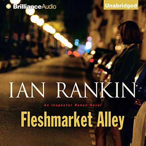 Fleshmarket Alley audiobook cover art