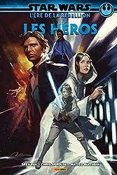Star Wars L'ère de la Rebellion - Les Héros de Chris Sprouse