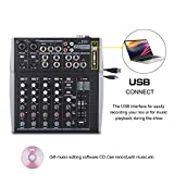 Immagine 1 professional audio mixer xtuga mx8