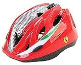 Ferrari Kids Helmet, Red, Medium