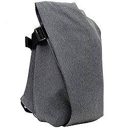 d9e9486c07cb メッセンジャーズバッグを縦にしたような独特な形状のリュック。どうやらフランスのCote&Ciel(コートエシエル )というブランドのISARというモデルのようです。これ ...