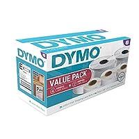 Dymo LabelWriter値パックのホワイトアドレス( 4ct。)And出荷ラベル( 2CT。)