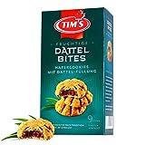 Tims Original fruchtige Dattel Bites 180 g I Hafer Cookies mit Dattel-Füllung I Einzeln verpackte, saftige Haferkekse I Leckeres Kaffee-Gebäck I Traditionelle kanadische Backwaren Made in...