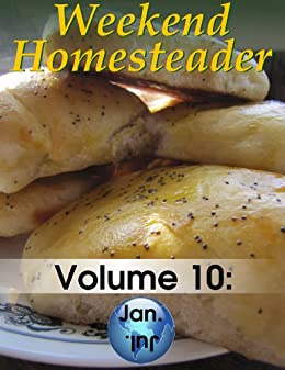 Weekend Homesteader: January by [Anna Hess]