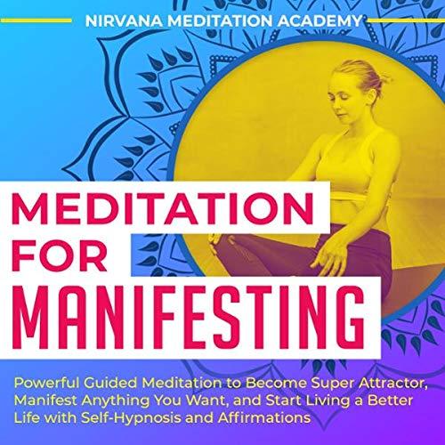 Meditation for Manifesting cover art