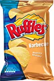 Ruffles Potato Chips From Greece with Barbeque - 22 Packs X 72g (2.5 Ounces Per Pack)