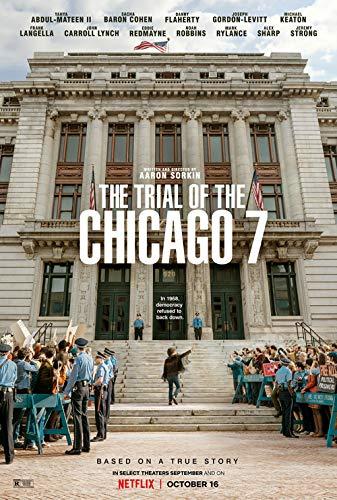 ポスター/スチール写真 アクリルフォトスタンド入り A4 パターンA シカゴ7裁判 光沢プリント(写真に余白あり)