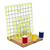 Skyhawk 9 Slot Quilting Rulers Rack Organizer - Desk Stand or Wall Mount.