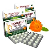 OBJECTIVE: Calendula officinalis is the alternative phytotherapeutic for all types of inflammation and pain of acute or chronic origin UNIQUE COMPOUND: DOLOLED contains a unique extract or compound called Calendula officinalis known for its anti-infl...