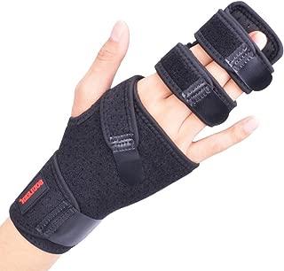 Best middle finger splint for trigger finger Reviews