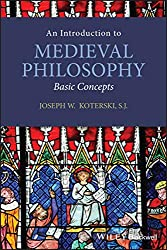 An Introduction to Medieval Philosophy: Basic Concepts Book Cover