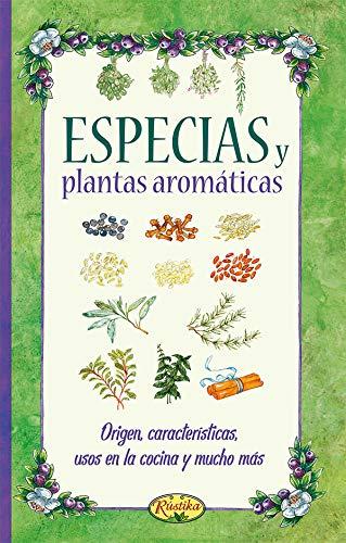 Especias y plantas aromáticas