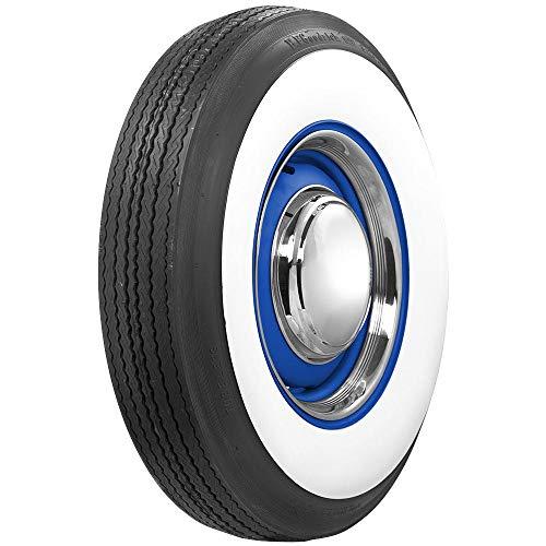 Bfgoodrich 43908 Neumático Con Banda Blanca, 44Mm 6.00/ -12 73P para Turismo, Verano
