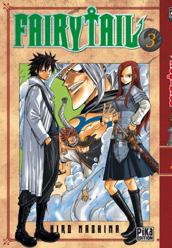 Fairy Tail - Tome 3