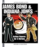 12 Inch Indiana Jones and James Bond: Action Figures (Action Figures & Toys)