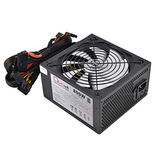 Fuente ATX 800W 80 Plus Silver LL-PS-800-80+S