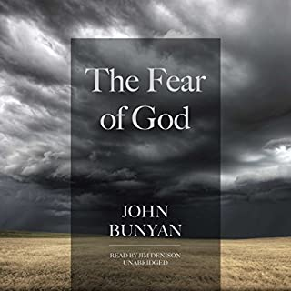 The Fear of God audiobook cover art