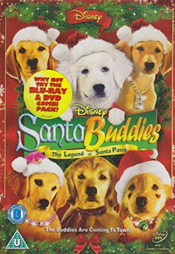Disney Santa Buddies: The Legend of Santa Paws [DVD]