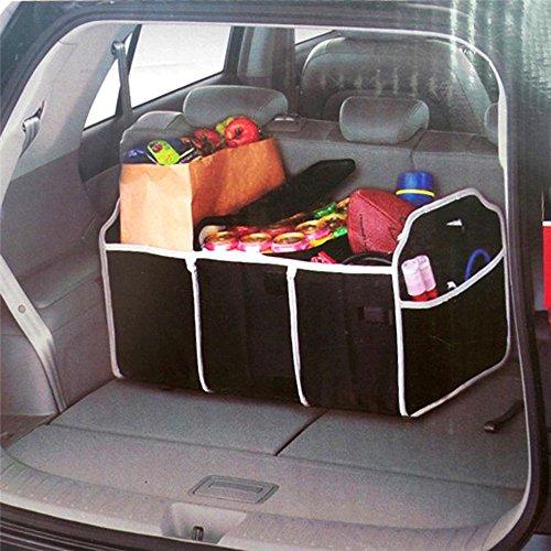 VANKER Sac de rangement pliable 2 en 1 pour coffre de voiture (5332,532 cm)