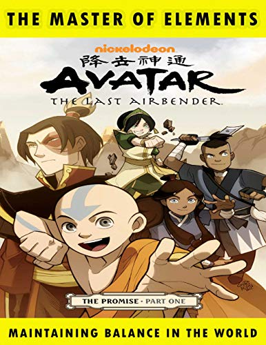Vatar: The Last - Volume 5 Airbender Adventure Comic Avatar Graphic Novels For Adults, Kids, Young, Teen (English Edition)
