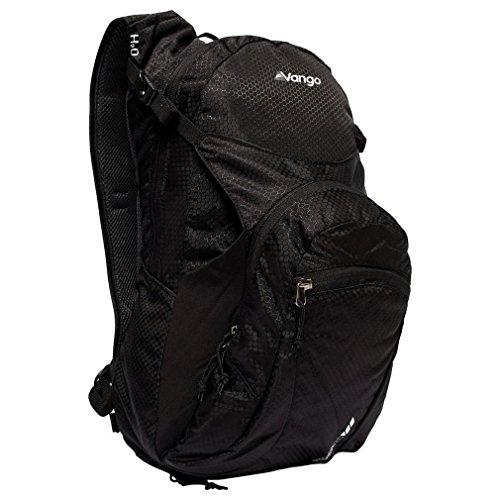 Vango Rapide 20 Litros Daysack Camping Mochilas de cuero neg