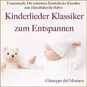 Traummusik: Die schönsten Kinderlieder zum Einschlafen für Babys (Kinderlieder Klassiker zum Entspannen)