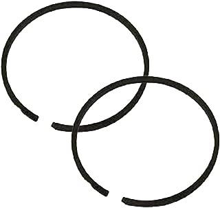 Homelite Ryobi Trimmer (2 Pack) Replacement 30CC Piston Ring # 690161005-2pk