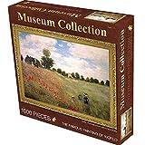 En Bois Classique 1000 Pièces Jigsaw Puzzle World Museum Masterpiece Collection Série Peinture Paysage Célèbre Photographie Art Puzzles Boxed For Adultes Enfants Cadeaux ( Color : B , Size : 1000pc )
