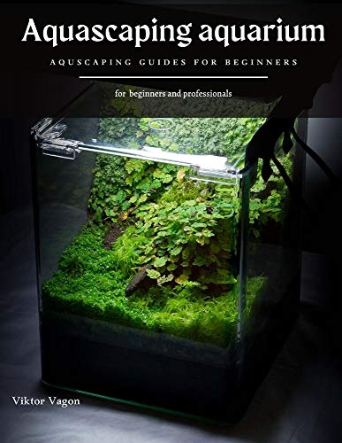 Aquascaping aquarium: AQUSCAPING GUIDES FOR BEGINNERS