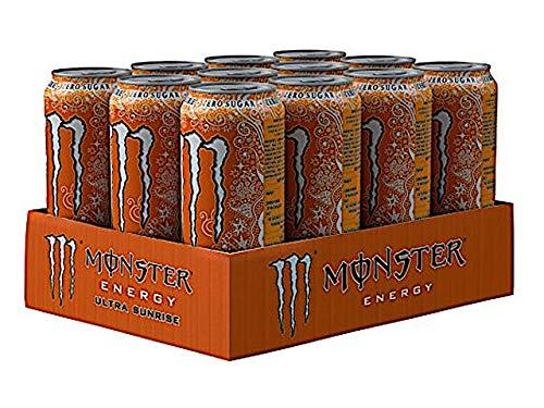 MONSTER ENERGY Monster Ultra-12 x 500 ml Sonnenaufgang PMP