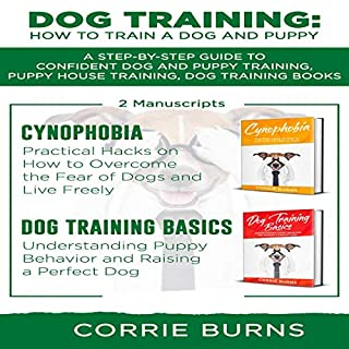 Dog Training: How to Train a Dog and Puppy cover art