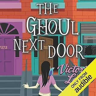 The Ghoul Next Door audiobook cover art