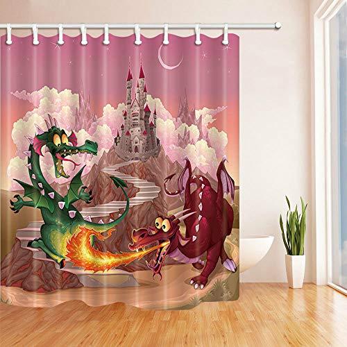 cortinas dormitorio divertidas