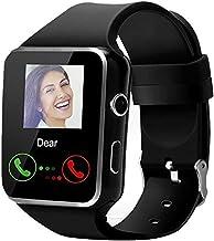 Ainsley X7U Bluetooth Smart Watch, Touchscreen Smart Wrist Watch Smartwatch Phone Fitness Tracker with SIM SD Card Camera ...