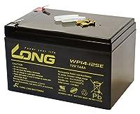 LONG 12V 14Ah 高性能シールドバッテリー【高耐久タイプ】(WP14-12SE) WP14-12SE