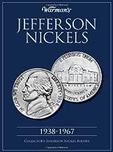 Jefferson Nickel 1938-1967 Collector's Folder (Warman's Collector Coin Folders)
