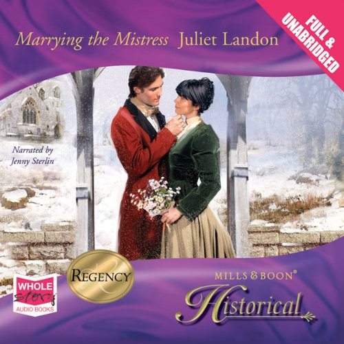 Marrying the Mistress audiobook cover art