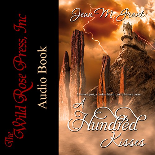 A Hundred Kisses audiobook cover art