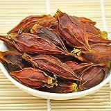 Glorious Inheriting Asian Origin Fragrant Dried Gardenia Jasminoides Ellis with Net Bag of 35.27 ounce / 1,000 grams