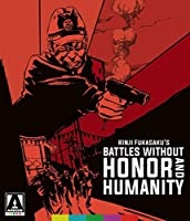 Battles Without Honor and Humanity [Blu-ray] [Import]