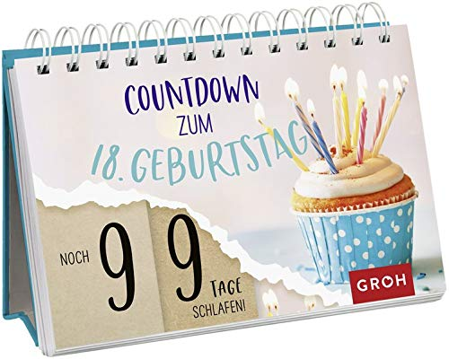 Countdown zum 18. Geburtstag