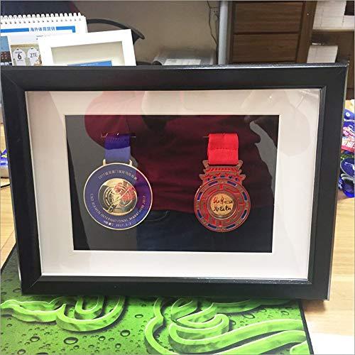 Caja expositora Insignias Caja exhibición medallas