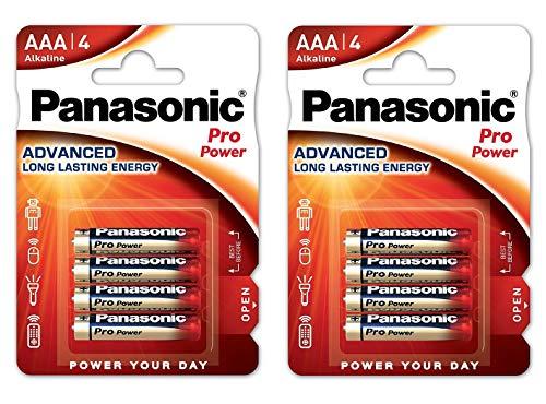 Panasonic 2260 Batterie Pro LR03 AAA Micro
