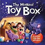 The Magical Toy Box: Padded Board Book