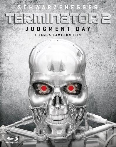 Terminator 2 - Steelbook [Blu-ray]