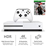 Xbox One S 1TB NBA 2K19 Bundle: Xbox One S 1TB Console, NBA 2K19 Game, Xbox Live Gold Trial, Xbox Wireless Controller, Choose Favorite Games Accessories