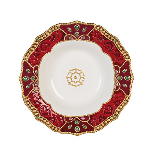 Fitz and Floyd Renaissance Holiday Serving Bowls, 13 Inches, Multicolored -  SG_B073FZ1L75_US