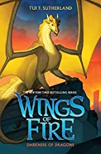 Darkness of Dragons (Wings of Fire, Book 10), 10